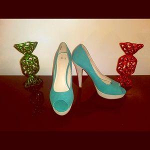 Blue Elle heels